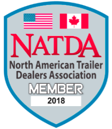 Proud Member of North American Trailer Dealers Association