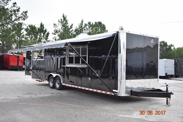 New and Used Food Concession Trailers For Sale