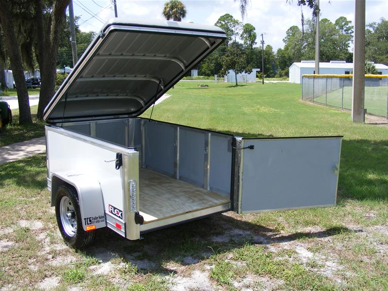 Aluminum Enclosed Car Trailer Craigslist