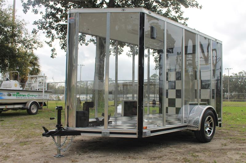 Clear Trailers For Sale