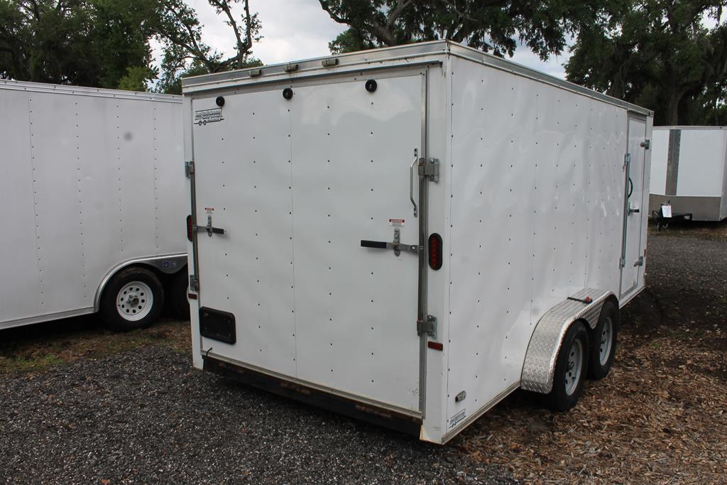 Used Cargo Trailer for Sale