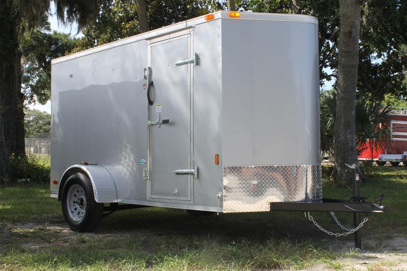 5x10 Enclosed Trailer For Sale Florida