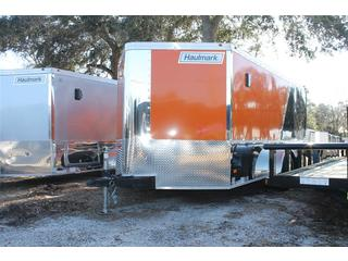 Haulmark Motorcycle Trailer