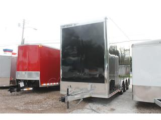 Stacker Trailer with Stinger Lift