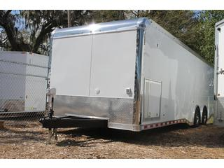 "Car Hauler with 48"" Side Door"