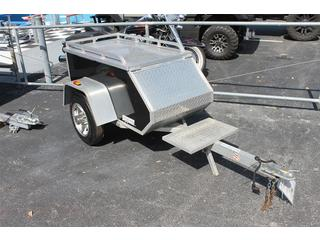 Towable Motorcycle Trailer