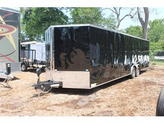 Pre-Owned Car Hauler