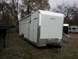 ATC Custom T/A Stage/Vending Trailer
