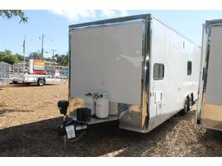 Toy Hauler with Living Quarters