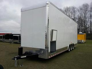 2012 Continental Cargo Stacker Trailer