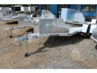 Trike Trailer with Electric Brakes