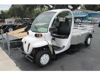 Polaris Gem Electric Vehicle
