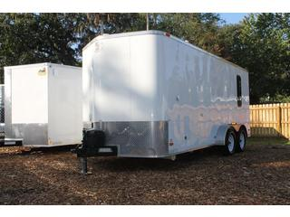 Camper Trailer with Bathroom