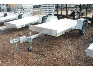 Tilt Trailer with Extruded Aluminum Deck