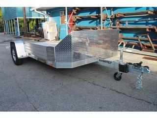 Tilt Trailer with Slingshot Package