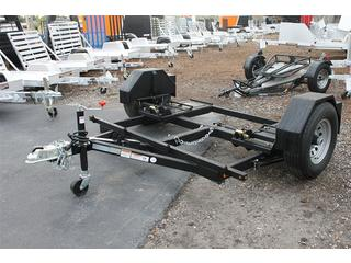 Tow Dolly with Ramps