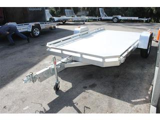 Tilt Trailer with Hydraulic Dampener