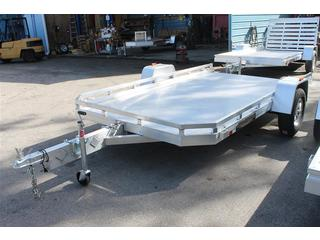 "Tilt Trailer with 2"" Coupler"