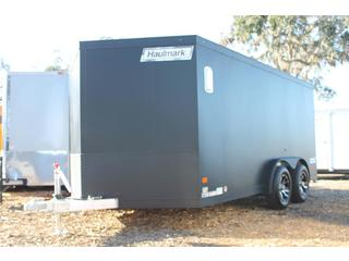 Motorcycle Trailer with Outlaw Package