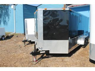 Cargo Trailer with A/C