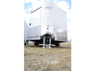 trailer for sale 2013 Motiv Enclosed T/A Clear View Trailer