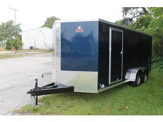 Concession Trailer with Double Rear Doors