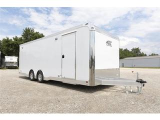 Car Hauler with Premium Escape Door