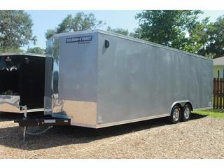 Car Hauler with Side Door