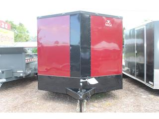 Hybrid Trailer with Double Doors