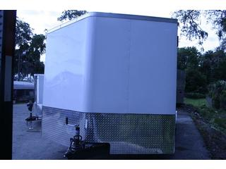 trailer for sale Haulmark Enclosed Steel T/A Carhauler Trailer