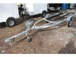 Watercraft Trailer with Tongue Jack