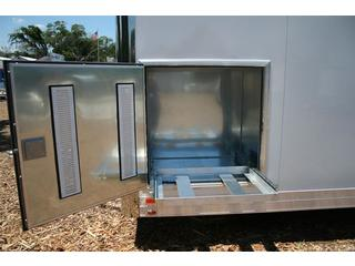 ATC Enclosed Aluminum Race Trailer