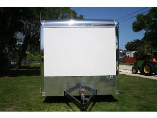 2012 Haulmark Enclosed Steel T/A Carhauler Trailer