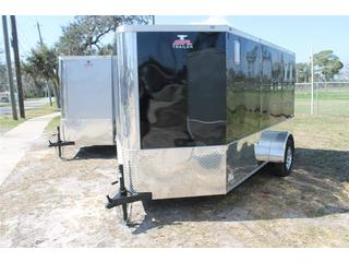 Motorcycle Trailer with Side Vents
