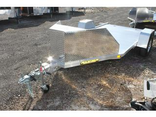 Trike Trailer with Storage Box