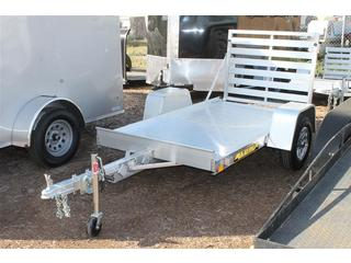 Utility Trailer with LED Lighting.