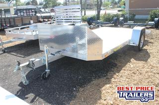 Trike Trailer with Tilt Bed