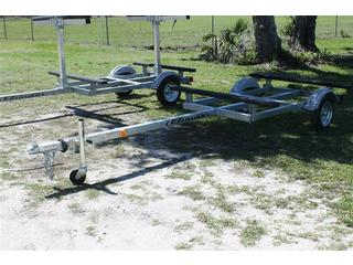 Kayak Trailer with Galvanized Frame