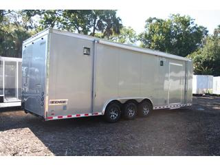 2013 - Haulmark - Edge Pro Series - Car Trailer