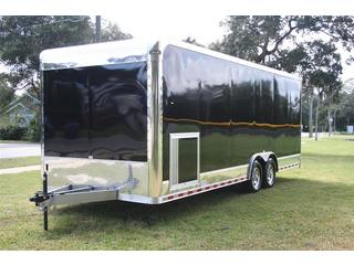 Continental Cargo Enclosed Car Trailer