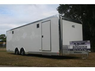 Quest Aluminum Car Trailers