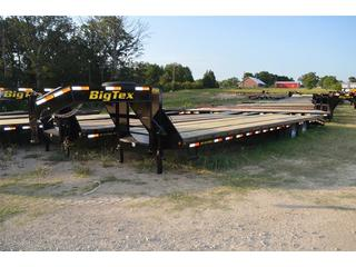 Big Tex 8.5x20 Tandem Axle Equipment Trailer