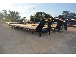 Big Tex 8.5x28 Tandem Axle Gooseneck Equipment Trailer