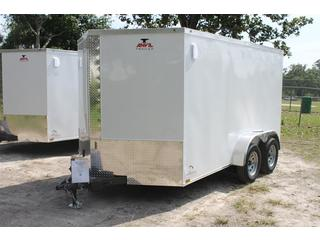 Cargo Trailer with Side Door