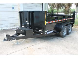 Dump Trailer Tarp Assembly