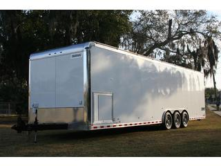 Haulmark - Enclosed Car Trailer - Edge Pro Series