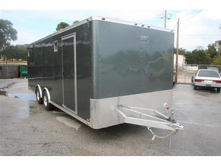 ATC 22ft Race Trailer Aluminum