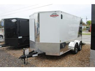 Motorcycle Trailer with Side Door