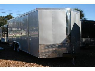 Haulmark - Enclosed Car Trailer - 8.5 x 20
