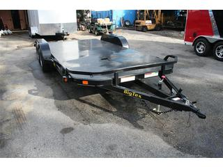 Big Tex - Diamond Back - Open Car Trailer - 70DM-18